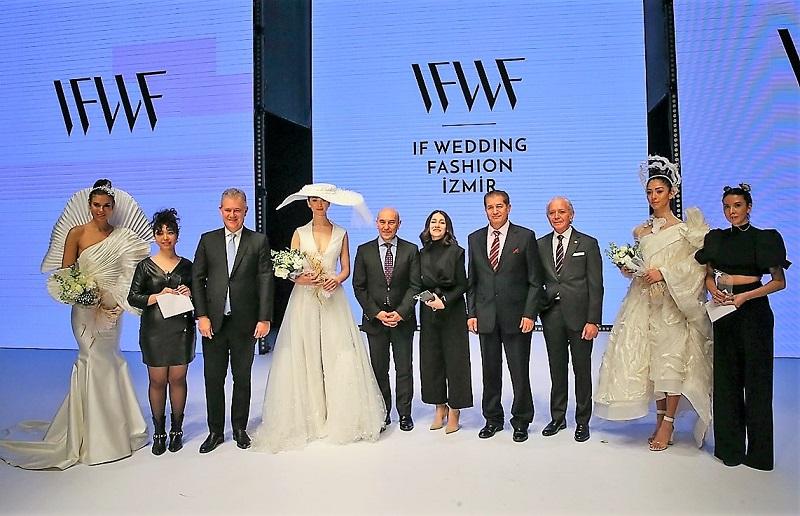 dünya gelinlik modasına izmir damgası